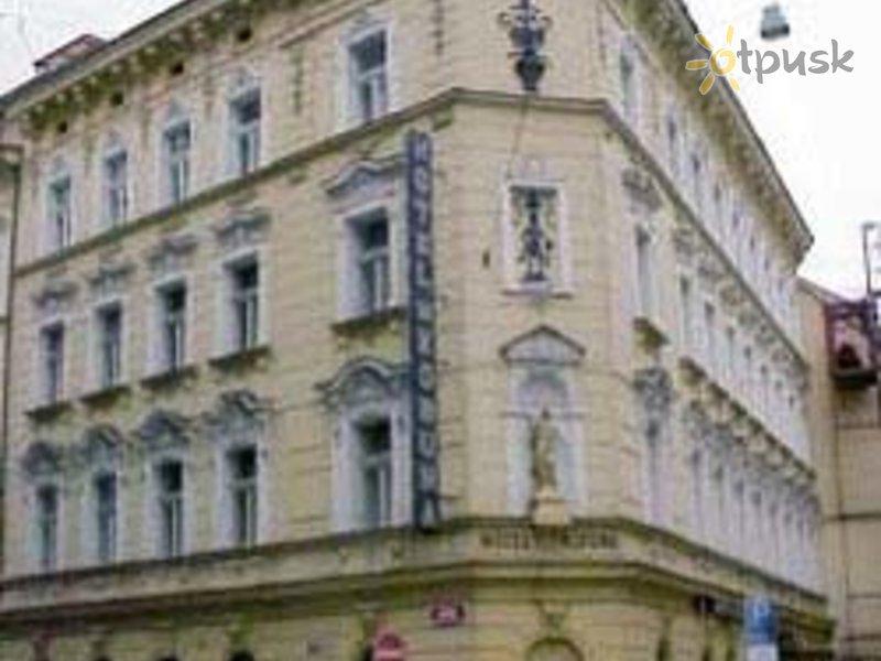 Отель Koruna 3* Прага Чехия