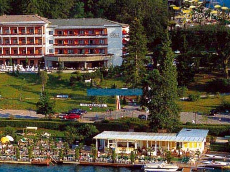 Отель Golf Park Hotel Velden 4* Каринтия Австрия