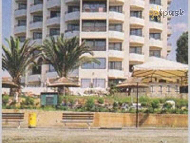 Отель Elena Beach 3* Лимассол Кипр