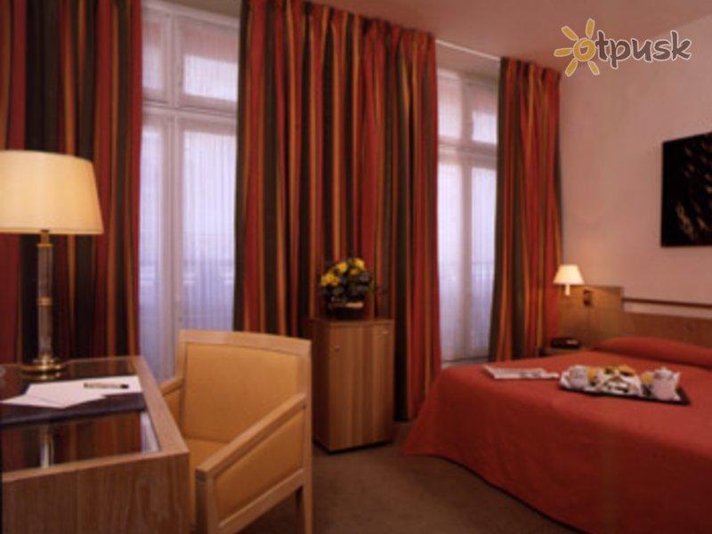 Отель Libertel Caumartin 3* Париж Франция