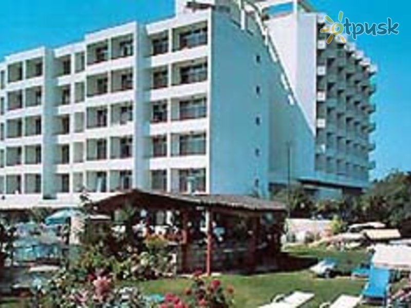 Отель Old Bridge 2* Лимассол Кипр