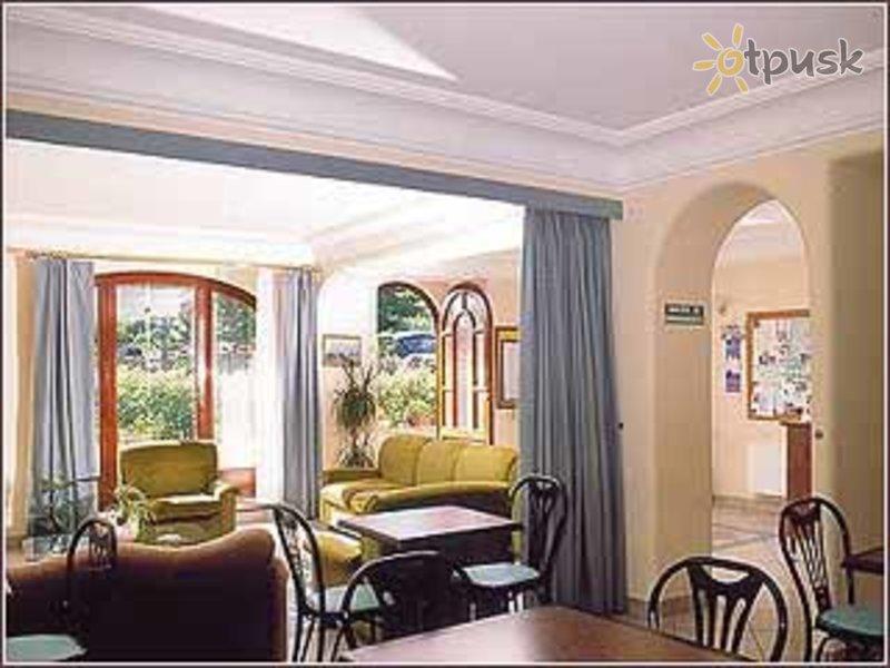 Отель La Bouganville 3* о. Капри Италия