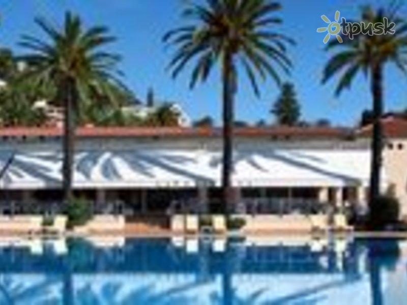 Отель Monte Carlo Beach 4* Монте-Карло Монако