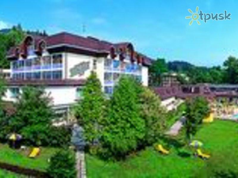 Отель Thermenparadies Karawankenhof 4* Каринтия Австрия