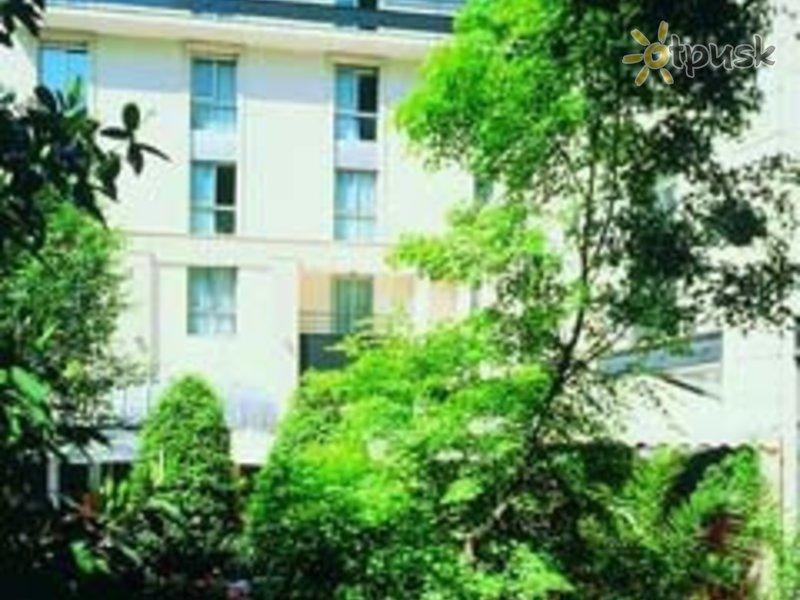 Отель Ampere 4* Париж Франция