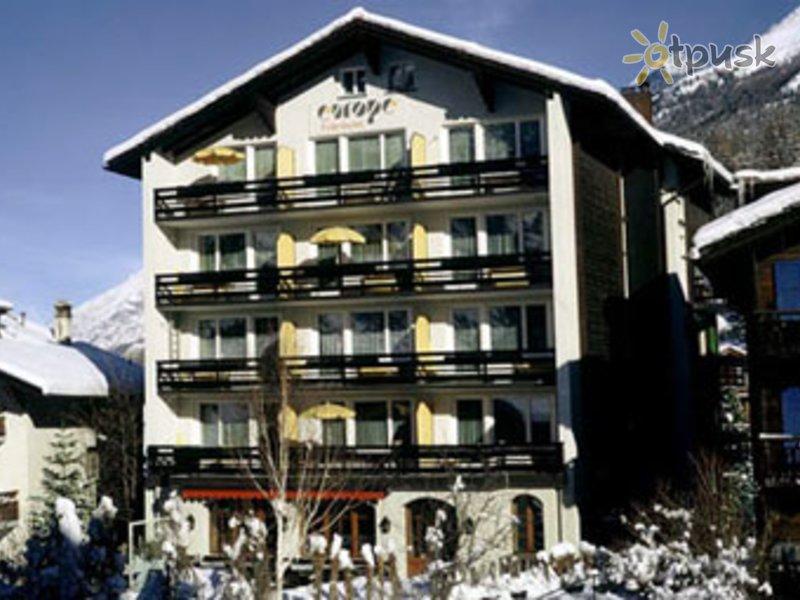 Отель Europe 3* Церматт Швейцария