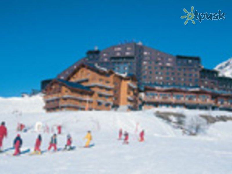 Отель L'Alpes D'Huez La Sarenne 3* Альп д'Юэз Франция