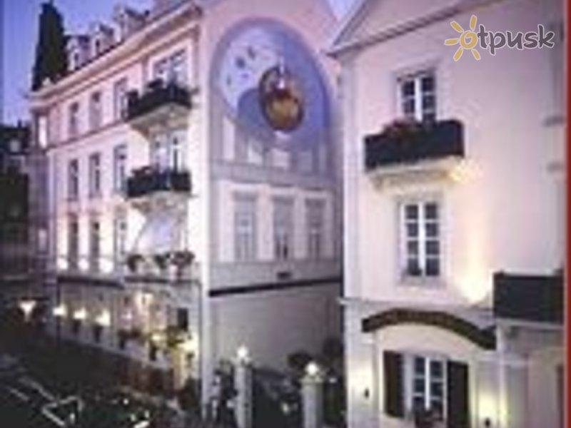 Отель Der Kleine Prinz 4* Баден-Баден Германия
