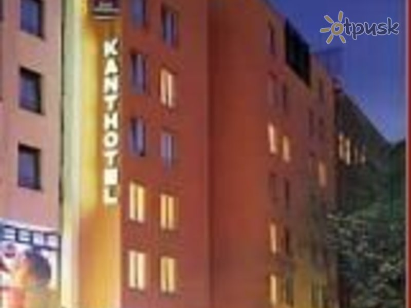 Отель Kanthotel (Best Western Hotels) 4* Берлин Германия
