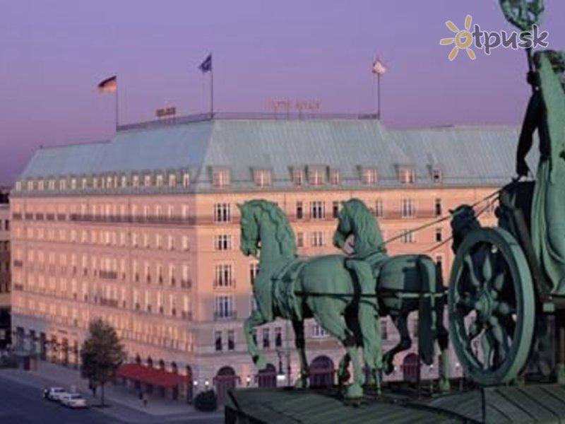 Отель Adlon Kempinski 5* Берлин Германия