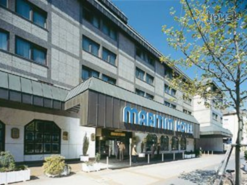 Отель Maritim Stadthotel 4* Ганновер Германия