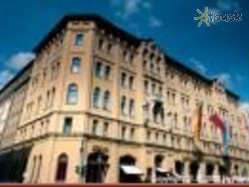Отель Kempinski Hotel Vier Jahreszeiten 5* Мюнхен Германия