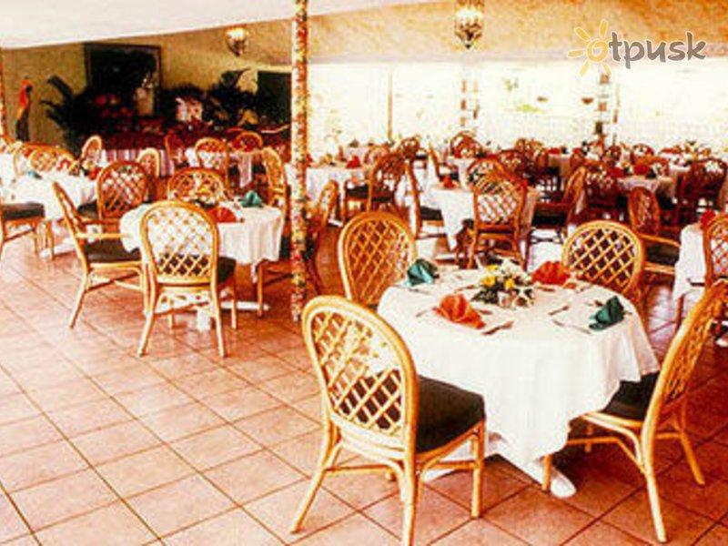 Отель Golden Seas Beach Resort 3* Очо Риос Ямайка