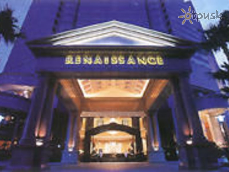 Отель Renaissance Kuala Lumpur 5* Куала-Лумпур Малайзия