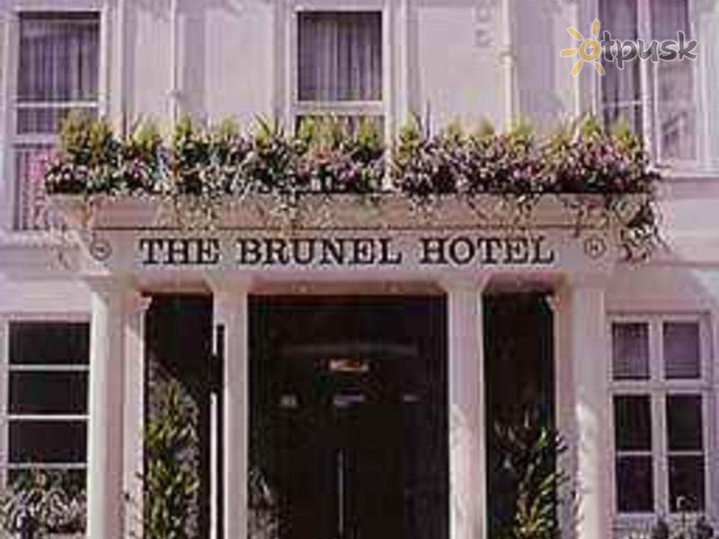 Отель Brunel 3* Лондон Великобритания