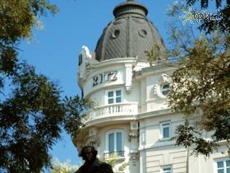 Отель The Ritz 5* Мадрид Испания