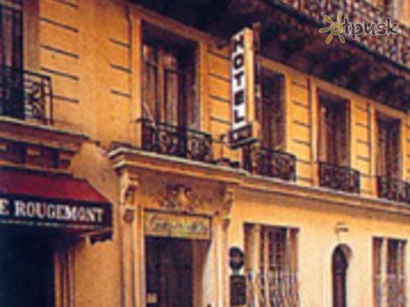 Отель Comprador 2* Париж Франция