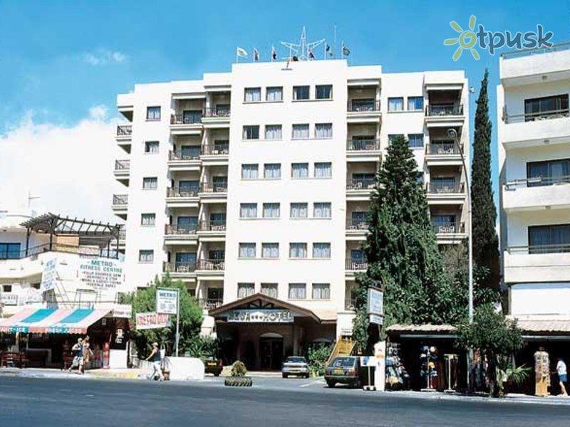 Отель Azur 3* Лимассол Кипр