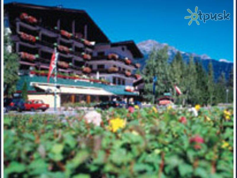 Отель Tyrol 4* Санкт-Антон Австрия