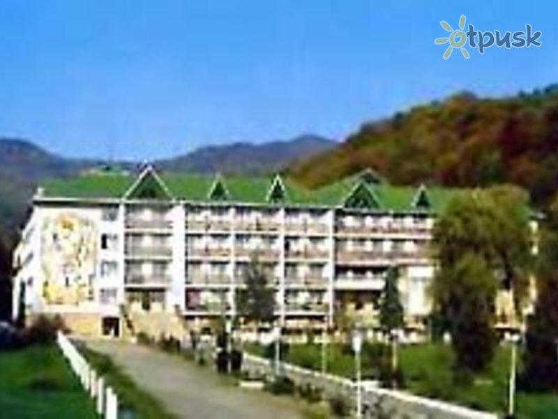 Отель Кришталеве Джерело 3* Солочин Украина - Карпаты