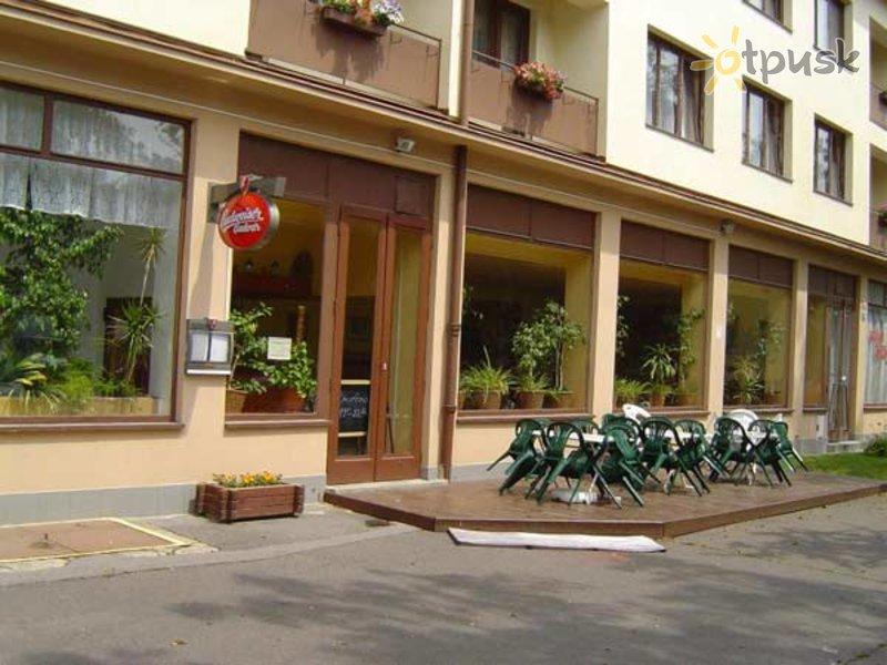 Отель Erko 3* Прага Чехия