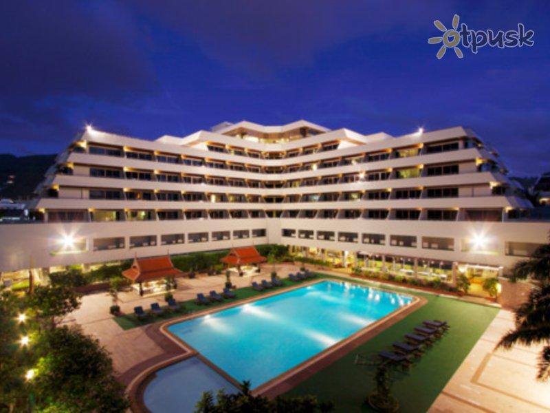 Отель Patong Resort 3* о. Пхукет Таиланд