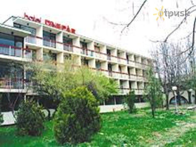 Отель Днепар 2* Албена Болгария