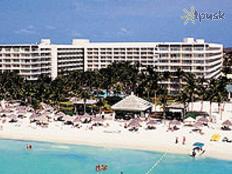 Отель Aruba Marriott Resort & Stellaris Casino 5* Ораньестад Аруба