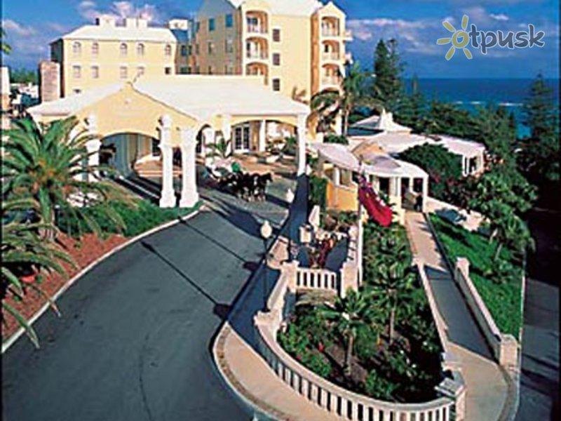 Отель Elbow Beach 5* Гамильтон Бермудские острова