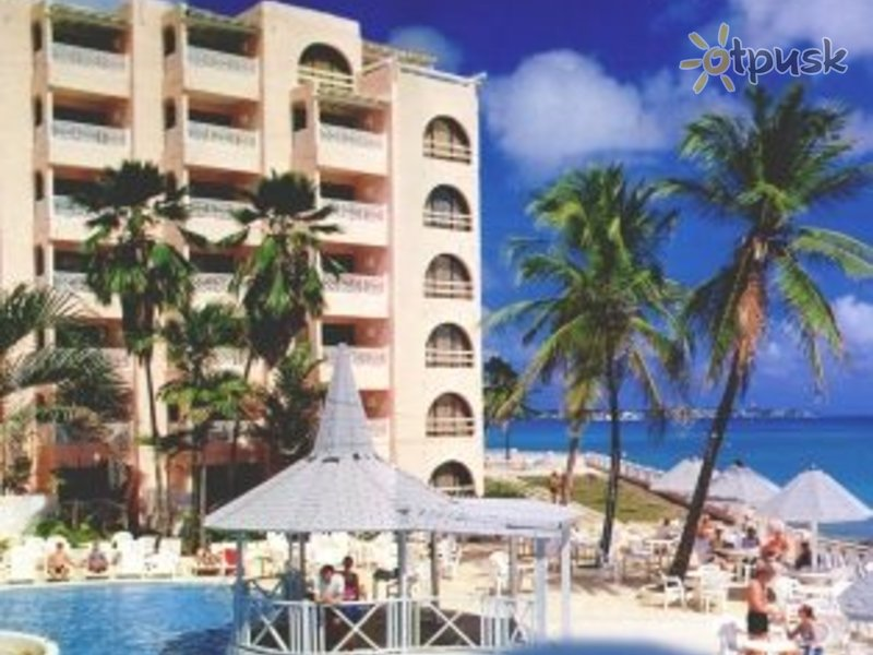 Отель Barbados Beach Club 3* Бриджтаун Барбадос