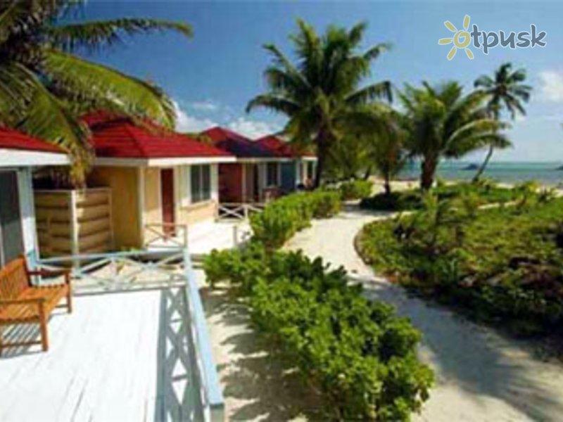 Отель Journey's & Resort 3* Амбержрис Кая Белиз