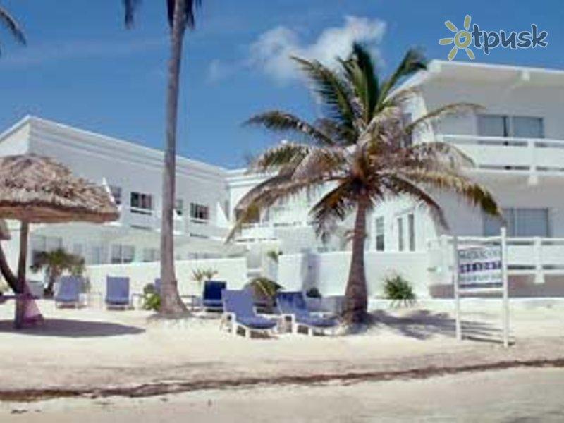 Отель Mata Rocks 3* Амбержрис Кая Белиз