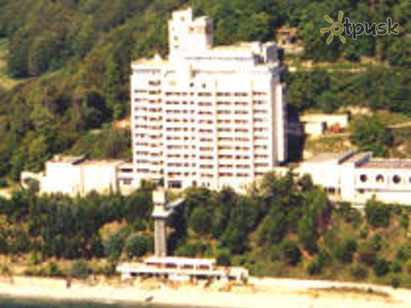 Отель Мюссера 3* Пицунда Абхазия