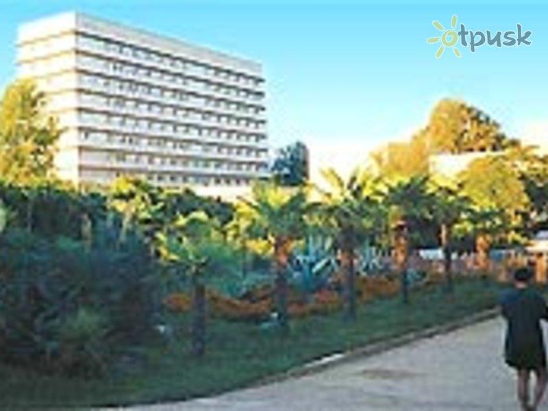 Отель Питиус 3* Пицунда Абхазия