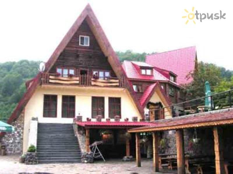 Отель Лесная сказка 3* Рахов Украина - Карпаты