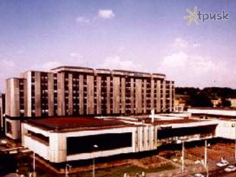 Отель Congress and Sport Hotel Olsanka 3* Прага Чехия