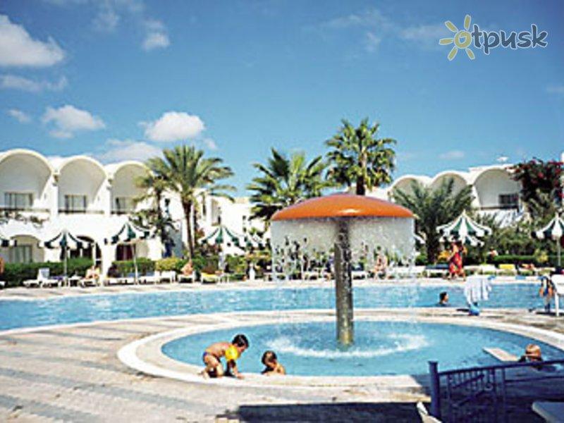 Отель Homere 3* о. Джерба Тунис