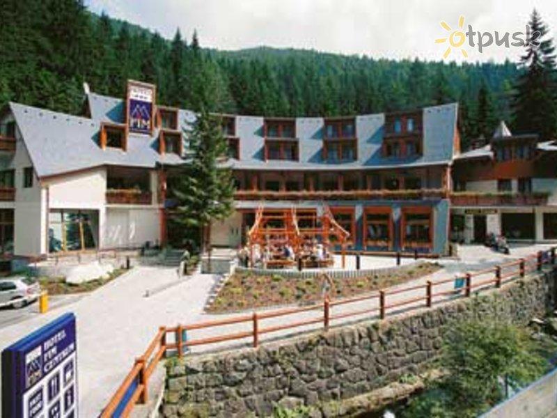 Отель Fim 3* Ясна Словакия