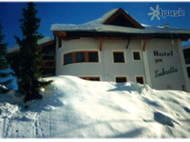 Отель Subretta Garni 4* Ишгль Австрия