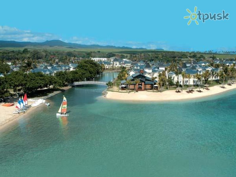 Отель Heritage Le Telfair Golf & Wellness Resort 5* о. Маврикий Маврикий