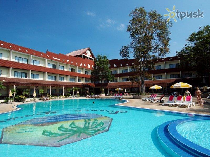 Отель The Pattaya Garden Hotel 3* Паттайя Таиланд