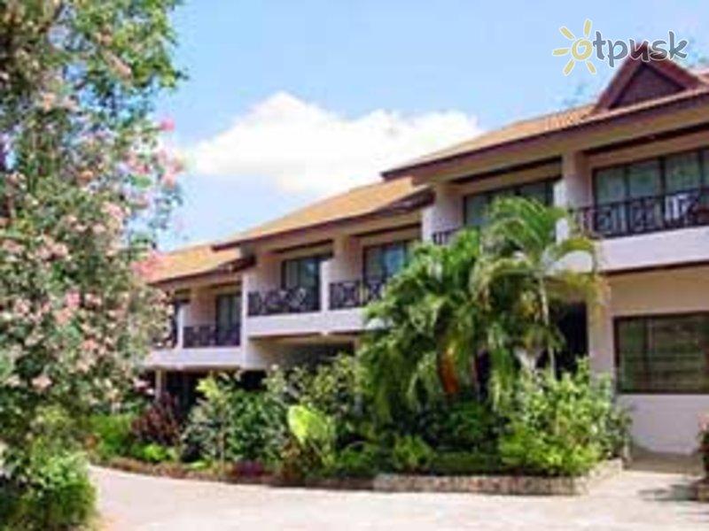 Отель Andaman Holiday 4* Краби Таиланд