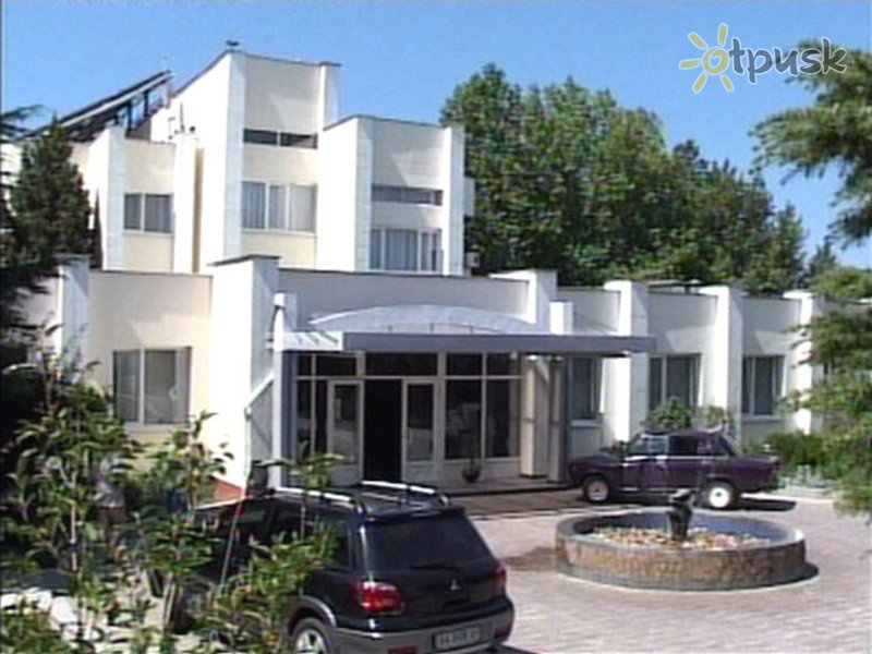 Отель Альбатрос 3* Севастополь Крым