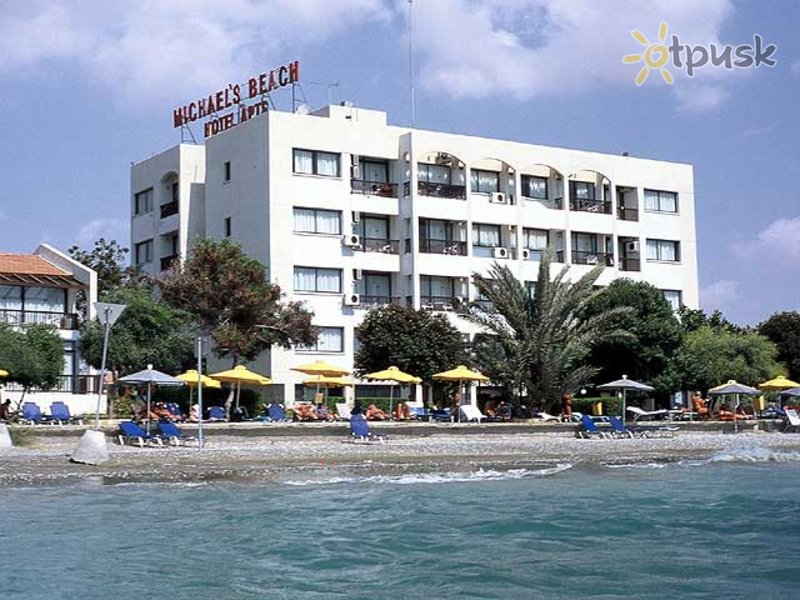 Отель Michael's Beach Hotel Apartments 3* Ларнака Кипр