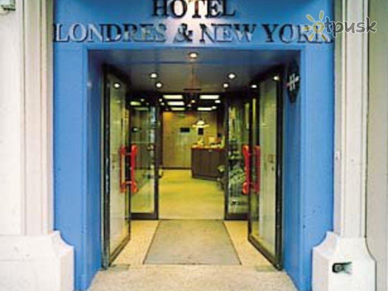 Отель Londres Et New York 3* Париж Франция