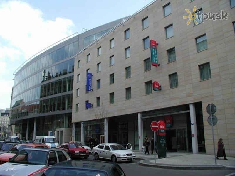 Отель Ibis Praha City 3* Прага Чехия