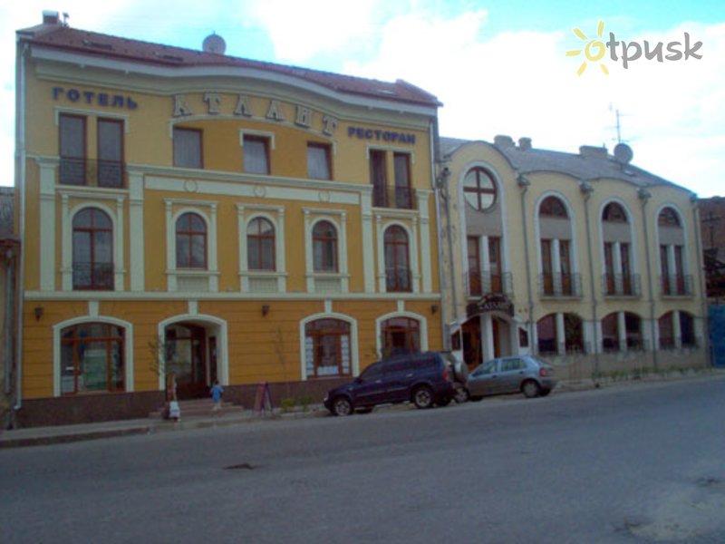 Отель Атлант 2* Киев Украина