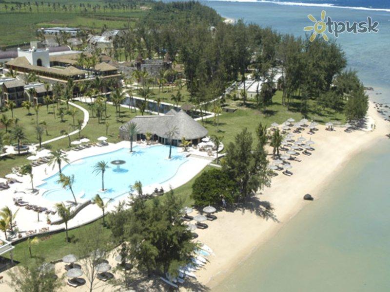 Отель Movenpick 5* о. Маврикий Маврикий