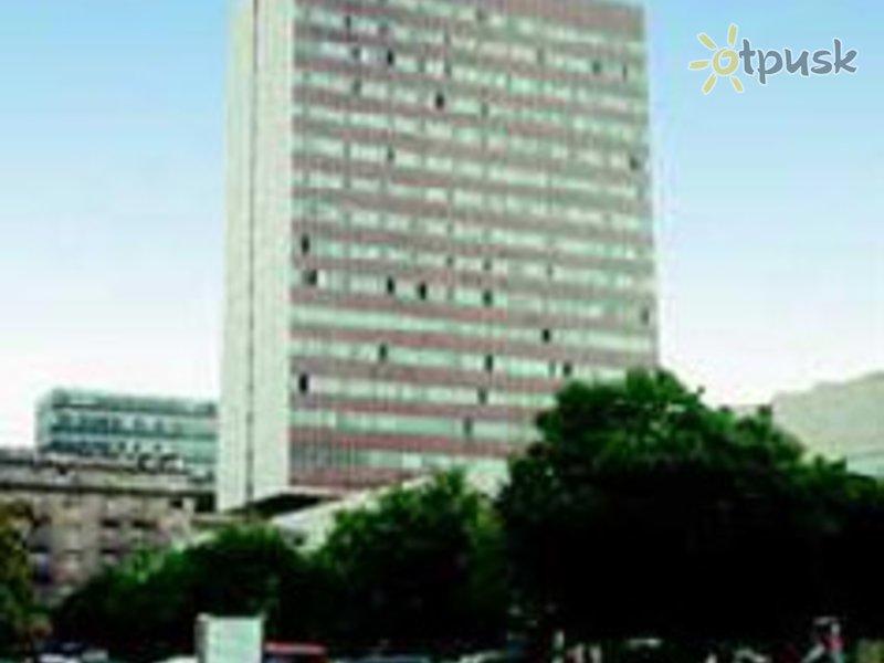 Отель Kyjev Hotel 3* Братислава Словакия