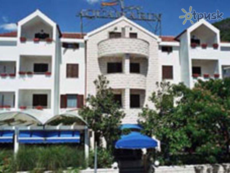 Отель Akvamarin 4* Будва Черногория